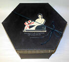 RATEAU French Museum Art Deco Label Young Quinlan Rothschild Mpls RARE Hat Box