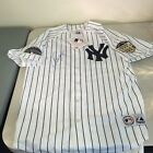 Alex Rodriguez Signed Autographed New York Yankees Jersey PSA DNA MLB Authentic