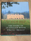 ALTHORP THE STORY OF AN ENGLISH HOUSE by CHARLES SPENCER SIGNED BOOK 699