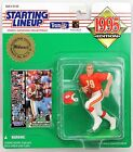Starting Lineup SLU Action Figure NFL Joe Montana Kansas City Chiefs Convention