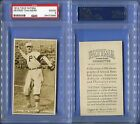 1914 T222 FATIMA GEORGE CHALMERS PSA 2 (3395) ONLY 7 GRADED HIGHER