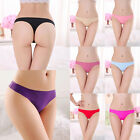 Underwear Womens Thongs Fashion G String Knickers Briefs Lingerie V string Panty