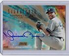 2015 TOPPS STADIUM CLUB MARIANO RIVERA LONE STAR SIGNATURES GOLD # 03 10 AUTO