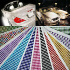 775PC Colors Self Adhesive Rhinestones  Pearls Stick On Scrapbooking Craft Gems