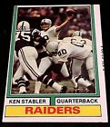 The Snake Enters the Hall of Fame! Top 10 Ken Stabler Football Cards 13