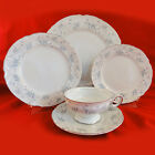 CHALFONTE 9345 Mikasa Fine China 5 Piece Place Setting Japan NEW NEVER USED