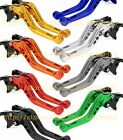 3D For Yamaha XT600 E Z/XJ650/XTZ660/Z/XTZ750/XS850 CNC Brake Clutch Levers Set
