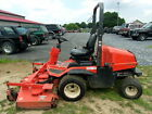 2009 Kubota 4 Wheel Drive 4x4 Diesel F3680 Zero Turn 72 Cut Mower