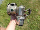 1900s Antique P  H Carbide Bicycle Lamp Lantern Birmingham The Revenge