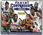 2012-13 PANINI CONTENDERS BASKETBALL FACTORY SEALED HOBBY BOX KYRIE IRVING RC ?