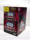 TOPPS STAR WARS GALAXY SERIES 7 RETAIL 36-PACK BOX TRADING CARDS 2012 NEW SEALED