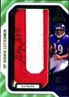 #6 18 Rc Auto Rutgers Letter Jersey Patch Ray Rice 2008 Rookie Signed Autograph