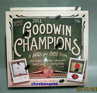 2013 UPPER DECK, GOODWIN CHAMPIONS, Factory-Sealed BASEBALL HOBBY BOX