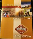 Royal Rangers 50th Anniversary Commemorative Magazine And Pentecostal Evangel