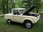 Ford Bronco 1972 ford bronco