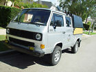 Volkswagen Bus Vanagon syncro VW Syncro Doka Diesel 19L 4X4 imported from Europe