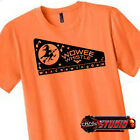 WOWEE WAX WHISTLE Vintage HALLOWEEN Puff Print Tee LAST 23 EVER MADE M 2XL