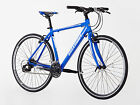 ALLOY HYBRID TOWN BIKE700C 2016 ModelW 24 SPEED SHIMANO Greenway