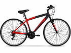 Mens 26 Hybrid Bike 700c Specialized Cruiser City Road Bicycle