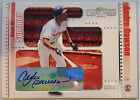 Andre Dawson 2004 Donruss Timelines Boys of Summer Autograph