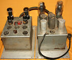 McIntosh 50-W-2 Tube Amp + P-50-D Power Supply from 1950s All Original Rare