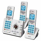 VTech DS6722-3 DECT 6.0 3-Handset Cordless Phone with Digital Answering System
