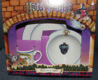 VERY RARE!!--HARRY POTTER-JOHNSON BROS 3 PC DINNER SET--PORTUGAL--NRFB-PRISTINE
