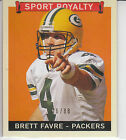 The Epic Story of Brett Favre's Streak Told Through Football Cards 37