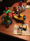 LEGO Duplo Jake's Pirate Ship Bucky (10514) INSTRUCTION BOOK INCLUDED