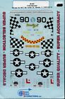 SuperScale Decals 1:48 P-51B Mustang 362nd FS 357th FG 319th FS 357th #48-462
