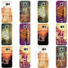 DYEFOR SUMMER QUOTES STATEMENTS HARD CASE COVER FOR SAMSUNG GALAXY MOBILE PHONES
