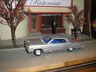 1/24 1/25 Vintage Custom Lowrider 1960's Chevy Bel Air Impala 4 parts or restore