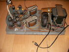 GENERAL ELECTRIC TUBE STEREO  POWER AMP FROM CONSOLE PARTS PROJECT