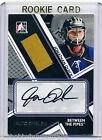 9 RPA AU LP RC JONATHAN QUICK 2008-09 Between Pipes Emblems ROOKIE AUTO CARD 08