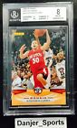 2009-10 Panini Artist Proof Stephen Curry RC BGS 8 Golden State Warriors #72 199