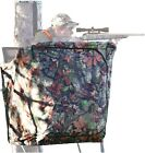 Rivers Edge Syct Wide 1-Man Ladder Tree Stand Curtain