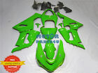 US STOCK INJECTION FAIRING KIT FOR KAWASAKI 2005-2006 ZX-6R ZX 636 GREEN