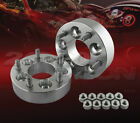 38mm UNIVERSAL 15 WHEEL ADAPTERS SPACERS 5x1143 FOR MAZDA 3 6 MIATA RX7 RX8