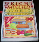 Weight Watchers Favorite Homestyle Recipes 250 Prize Winning Recipes 1994 SC