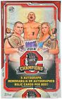 2014 Topps UFC Champions HOBBY FACTORY SEALED BOX