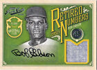 2012 Prime Cuts Bob Gibson Retired Number Jersey AUTO 25 #2