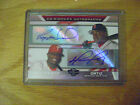 2007 Topps Co-Signers DAVID ORTIZ RYAN HOWARD dual Auto Autograph Red Sox