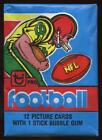 1979 Topps NFL Football SEALED Wax Pack - CAMPBELL, NEWSOME, LOFTON Rookie Year