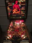 Gorgar Pinball Machine by Williams - Very Nice! Works Great!
