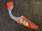 Bally Bobby Orr Power Play Pinball Machine Slingshot Plastic M-1330-142-9 FRESHP