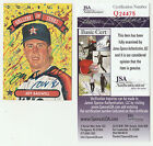 Jeff Bagwell Cards, Rookie Cards and Autographed Memorabilia Guide 47