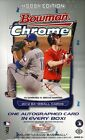 2012 Bowman Chrome Baseball Hobby Box Factory Sealed