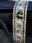 Real Tree M4 Camo Diesel 2500 3500 Truck Bed Stripes Stripe Decals Ram