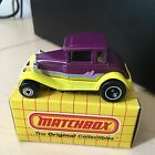 Matchbox Model A Hot Rod MB55 W/Box From 1979 Free Shipping