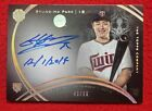 2016 (BYUNG-HO PARK) TOPPS The MINT Baseball Arrivals Auto RC! 49 99